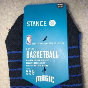 Stance Basketball XXL NWT Socks